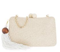 Charlotte Bun Crossbody Bag Sand Tasche