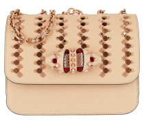 Sweet Charity Studded Bag Natural/Rosé/Gold