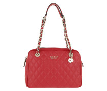 Tote Sweet Candy Shoulder Bag Red rot
