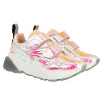 Eclypse Metallic Sneakers Powder Sneakers