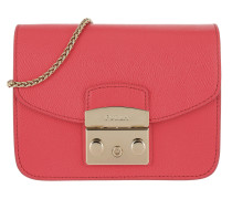 Metropolis Mini Crossbody Rosa Tasche gold