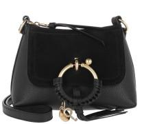 Umhängetasche Joan Mini Crossbody Bag Black schwarz