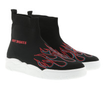 Sock Sneaker Femme Black Sneakers