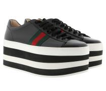 Platform Sneakers Black Sneakers