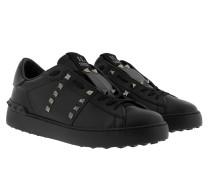 Rockstud Sneaker Oro/Nero Sneakers
