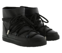 Boots Sneaker Full Leather Black