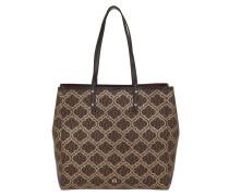 Zoe Shopping Bag Medium Fango Tote
