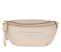 Gürteltasche Small Whip Bum Bag Leather Pale Pink rosa