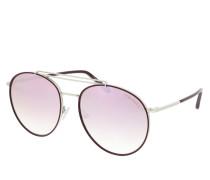 Sonnenbrille FT0694 5816T silber