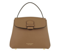 Camberley Small Tote Dark Sand Satchel