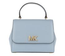 Mott SM TH Satchel Bag Pale Blue Satchel Bag