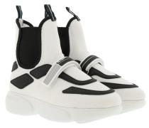 Sneakers Cloudbust High Top Sneakers White/Black weiß