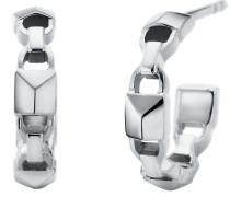 Schmuck MKC1013AA040 Huggie Mercer Link Silver silber
