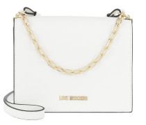 Nappa Crossbody Bag Bianco Tasche