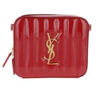 Gürteltasche Vicky Belt Bag Patent Leather Rouge Eros rot