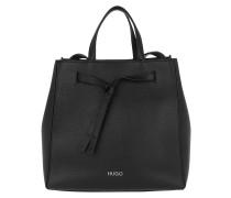 Tote Mayfair Drawstring Bag Black schwarz