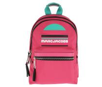 Rucksack Trek Pack Sport Logo Medium Backpack Peony pink