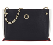 Tommy Chain Crossover Tommy Navy Tasche