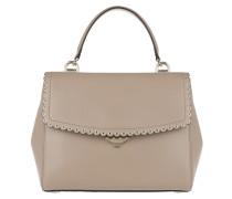 Ava MD TH Satchel Bag Truffle Satchel Bag