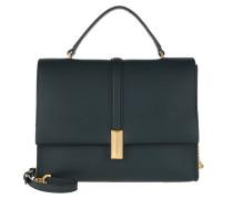 Umhängetasche Nathalie T. Handle Bag Dark Green
