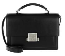 Bellechasse Schoolbag Medium Nero Tasche