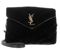 Toy LouLou Shoulder Bag Leather Black Tasche