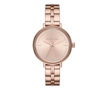 MK3793 Ladies Metals Bridgette Watch Rosegold Uhr