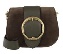 Lennox Belt Crossbody Bag Medium Olive Tasche braun