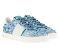 Glitter Sneaker Cerulean/Bianco Ottico Sneakers