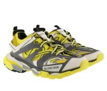 Sneakers Track Branded Sneakers Jaune/Noir/Blanc gelb