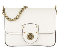 Millbrook Crossbody Bag Pebbled Leather Vanilla Tasche