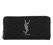 Monogramme Wallet Matelassé Black