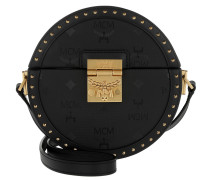 Umhängetasche Berlin Series Tambourine Crossbody Bag Small Black schwarz