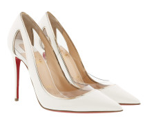 Pumps Cosmo 554 Patent Leather White weiß
