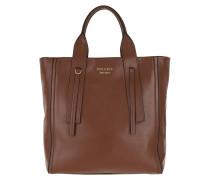 Tote Milano Handbag Palissandro braun
