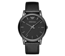 Uhr Watch Dress AR1732 Black schwarz