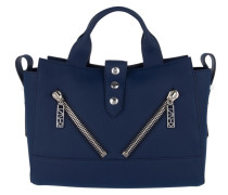 Kalifornia Handbag Navy Blue Tote