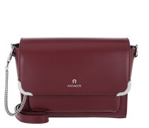 Amber Crossbody Bag S Burgundy Tasche