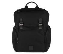 "Rucksack Thurloe Backpack 15"" Black"