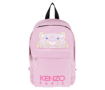 Icon Backpack Tiger Small Flamingo Pink Rucksack