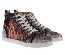 Bip Bip Orlato Paillette Sneakers Silver/Multicolor Sneakers