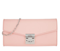 Patricia Park Avenue Flap Wallet Two-Fold Large Pink Blush Tasche