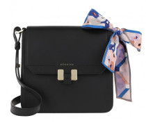 Umhängetasche Tilda Tablet Mini Shoulder Bag Set Black Lavagna
