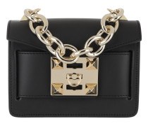 Gaia Crossbody Bag Black Tasche