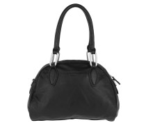 PeriOU Vintag Black Bowling Bag