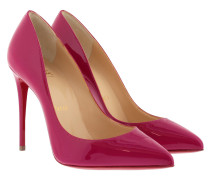 Pigalle Follies 100 Patent Pump Ultra Rose Pumps