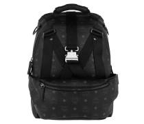 Rucksack Jemison Visetos Backpack Black schwarz