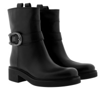 Lifford Leather Boot Nero Schuhe