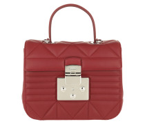 Satchel Bag Fortuna S Top Handle Bag Ciliegia rot