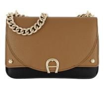 Diadora Crossbody Bag Extra Small Camel Beige Tasche